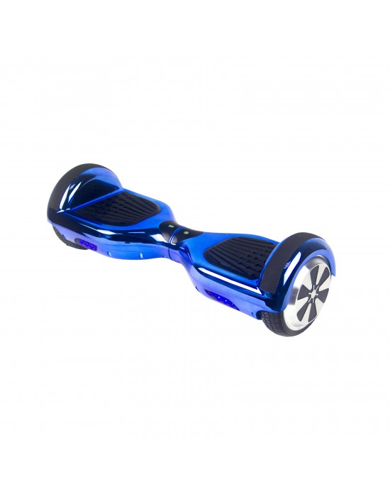 Skateflash K6 Chrome Blu