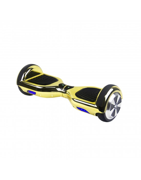 Skateflash K6 Chrome Gold